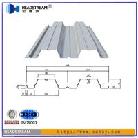 供应开口式楼承板 承重板 钢承板 组合楼板