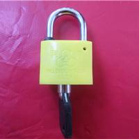 供应通开塑钢挂锁 电力梅花挂锁
