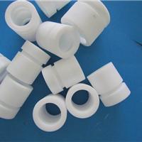 供应无油耐磨四氟轴套塑料轴套