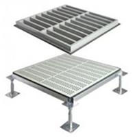 供应美露地板-美露3号钢质防静电通风地板