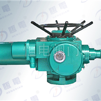 供应电动执行器DZW15-24多回转电动装置