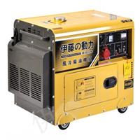 供应YT6800T3静音三相发电机