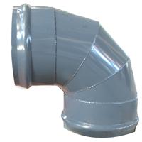 厂家定制钢塑弯头,双承大弯,630给水大口径管件
