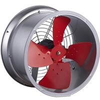 供应上海圆形管道风机 圆形玻璃钢管道风机