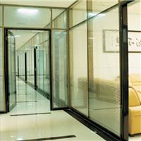 供应成品铝合金固定办公高间隔墙