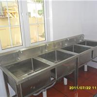 供应-不锈钢厨具,层架,炉灶,水槽等