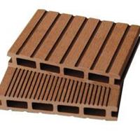 供应木塑四孔地板