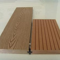供应木塑实心地板