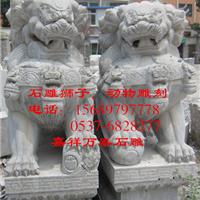 供应石雕动物种类全山东动物石雕价格低精美