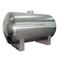 供应不锈钢储存罐