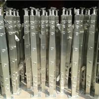 供应佛山不锈钢玻璃楼梯栏杆立柱厂家