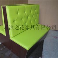 番禺卡座沙发定做,番禺钟村大石餐厅厂家定制卡座沙发