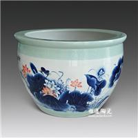 供应陶瓷大缸价格 批发青花大缸
