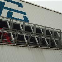 供应淮南厂房09J602-2彩色图层钢板门窗