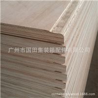 大连 集装箱木地板  货柜车厢专用木地板