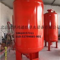 供应立式隔膜式气压罐