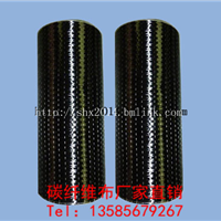 上海碳纤维布300g一级12K三菱丝