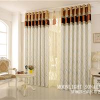 选对品牌窗帘为空间美感加分招商