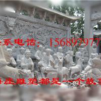 石雕人物加工厂家人物石雕价格低石雕