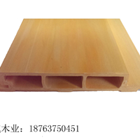 常年供应生态木材料天花地板内外墙材料