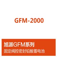 供应旭派GFM-2000ups电源电池厂家直销