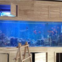供应四川泸州的调光投影鱼缸