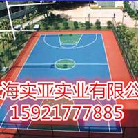 供应巢湖塑胶篮球场铺设价格