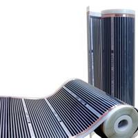 武汉地暖安装地热膜供应 碳纤维电热膜