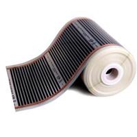 碳纤维电热膜地暖安装发热电缆温室大棚采暖