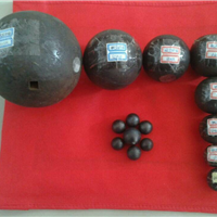 供应石墨矿山球磨机用钢球