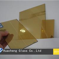 24K金镀膜玻璃