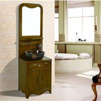 供应凌高卫浴LG-6456橡木浴室柜