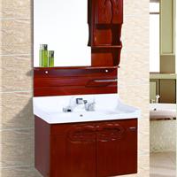 供应凌高卫浴LG6459橡木浴室柜