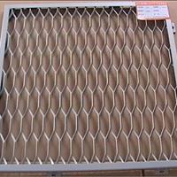 金属建材网状天花 拉网铝单板  广州国景