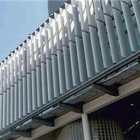 广汽本田4S店外墙遮阳铝格栅