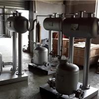蒸汽凝结水回收装置