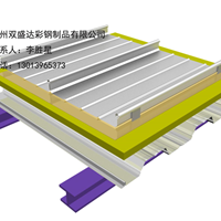 铝镁锰直立锁边屋面板  价格实惠质量有保证