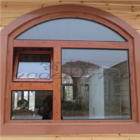 供应保温铝木门窗