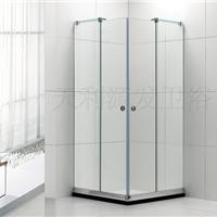厂价直销/批发新款无框方形浴室门