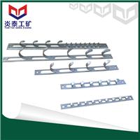 供应镀锌电缆钩 金属排线电缆挂钩