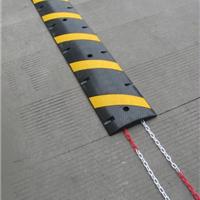 供应路面线槽减速带-小区走线减速带-线槽板