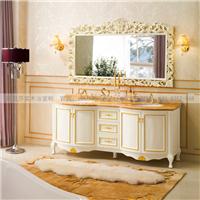供应欧凯莎欧式浴室柜1.2米型号6679