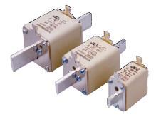 西熔低压NT00 RT16-00(型号)刀型熔断器
