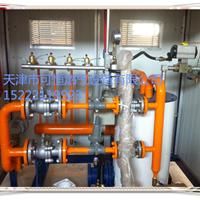 天津煤改气锅炉改气工业天然气CNG减压撬