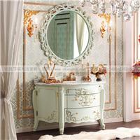 欧凯莎实木浴室柜1.47米型号6883