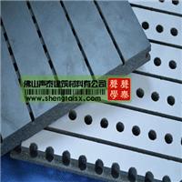 供应陶铝孔木吸音板 陶铝穿孔吸音板