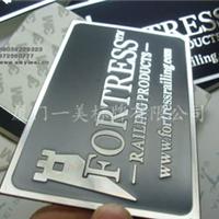 供应高光铝牌 冲压铝牌 磨光铝牌