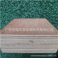 集装箱配件 覆膜胶合板 集装箱胶合板