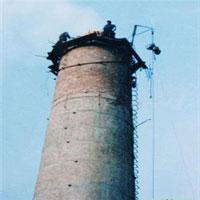 烟囱防腐改造施工方案