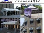 广东广州推拉帐篷蓬房厂